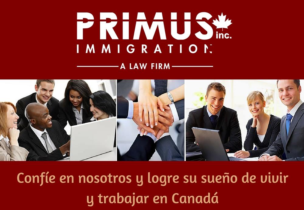 Conoce los servicios que te ofrece Primus Immigration